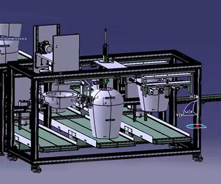 智能陶瓷塑形机